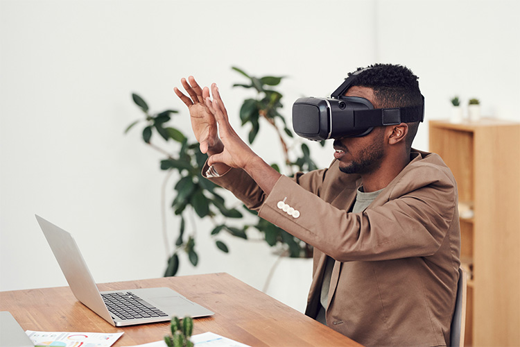 Stakeholder engagement with a VR digital twin