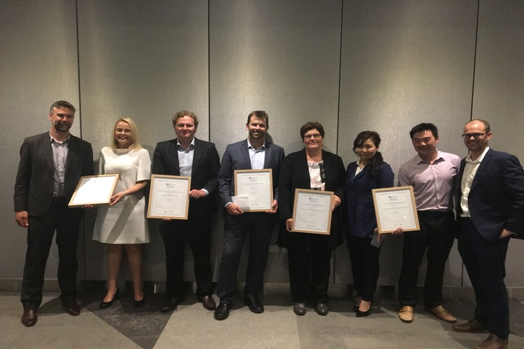 NGIS wins two Western Australian Spatial Excellence Awards